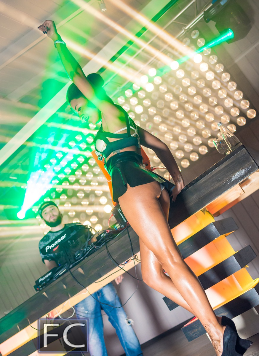 Moscow nightlife: Regular visitors of the capital city's nightclubs - 56