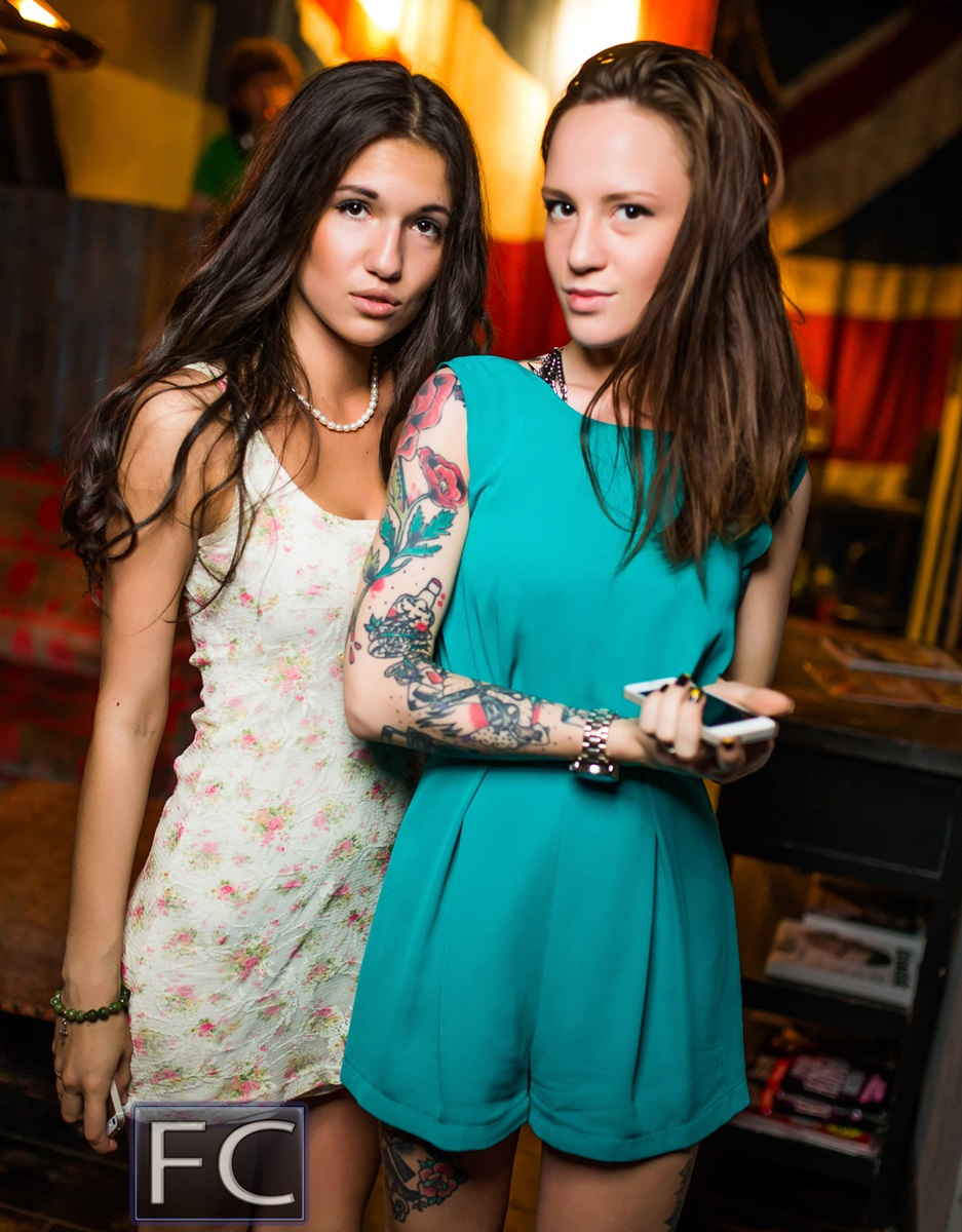 Moscow nightlife: Regular visitors of the capital city's nightclubs - 77