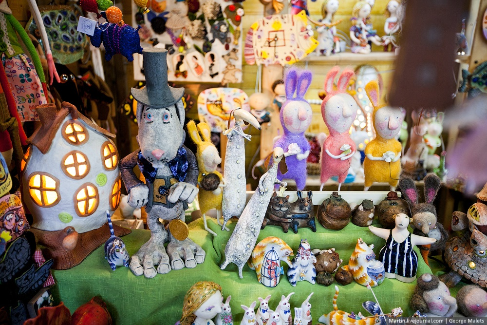 Moscow Spring: Traditional fair and festival in the capital city - 01