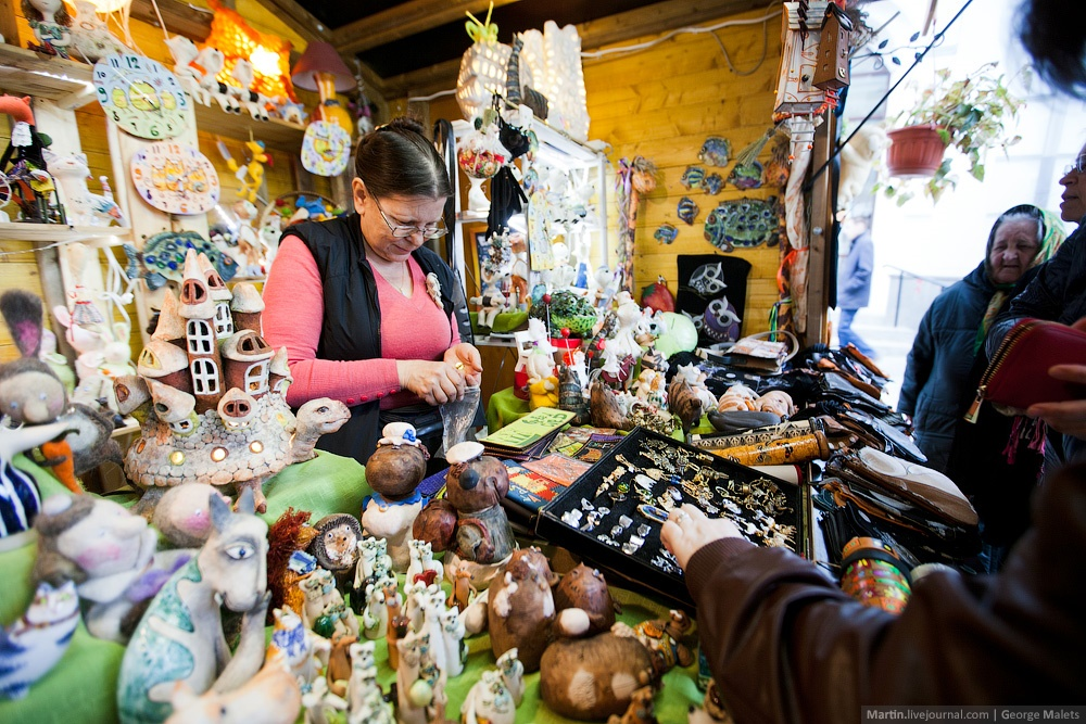 Moscow Spring: Traditional fair and festival in the capital city - 19