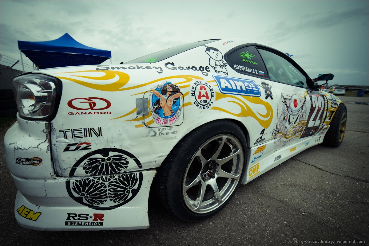 Photo report from the Total Extreme Fest by Russian Drift Alliance - 02