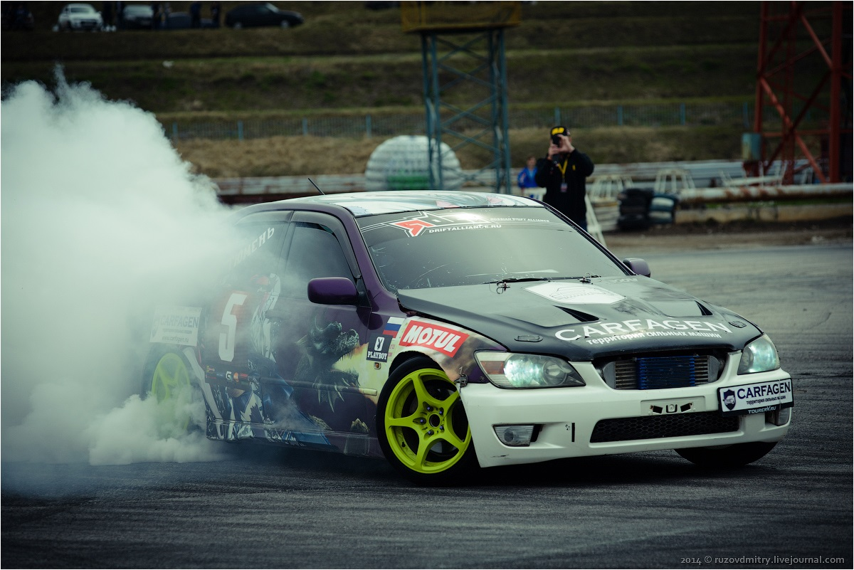 Photo report from the Total Extreme Fest by Russian Drift Alliance - 35