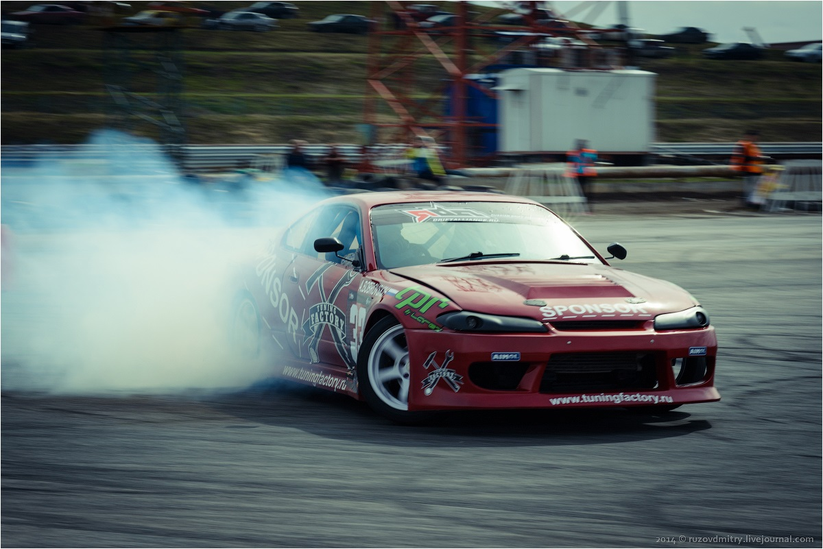 Photo report from the Total Extreme Fest by Russian Drift Alliance - 47