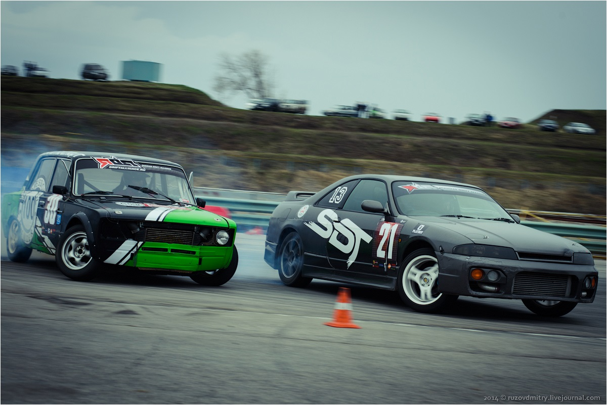 Photo report from the Total Extreme Fest by Russian Drift Alliance - 49