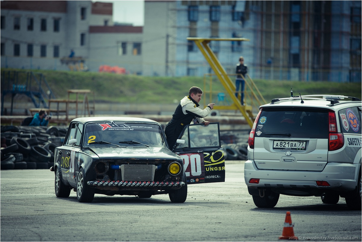 Photo report from the Total Extreme Fest by Russian Drift Alliance - 51