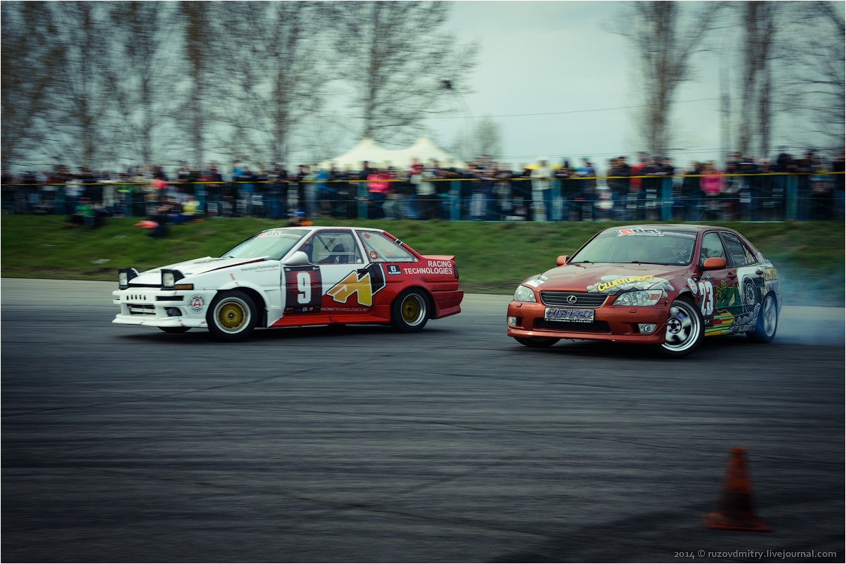 Photo report from the Total Extreme Fest by Russian Drift Alliance - 52