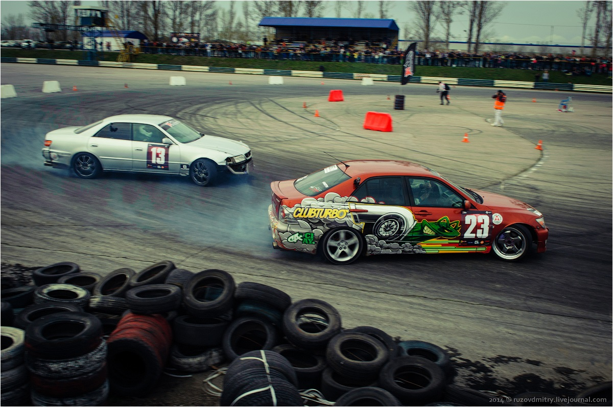 Photo report from the Total Extreme Fest by Russian Drift Alliance - 54