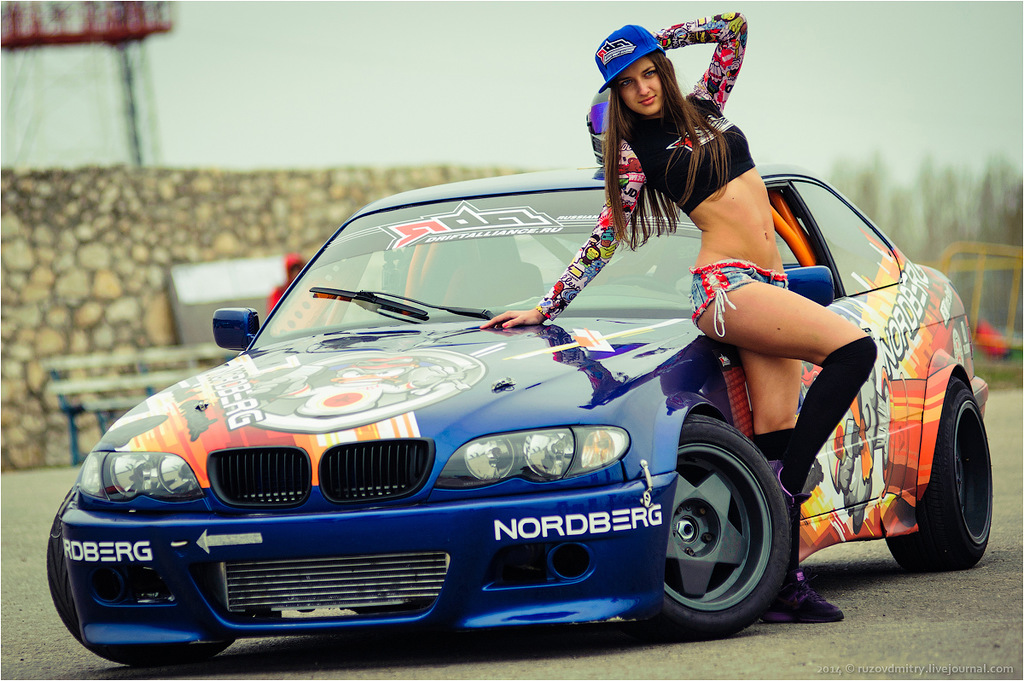 Photo report from the Total Extreme Fest by Russian Drift Alliance - 56