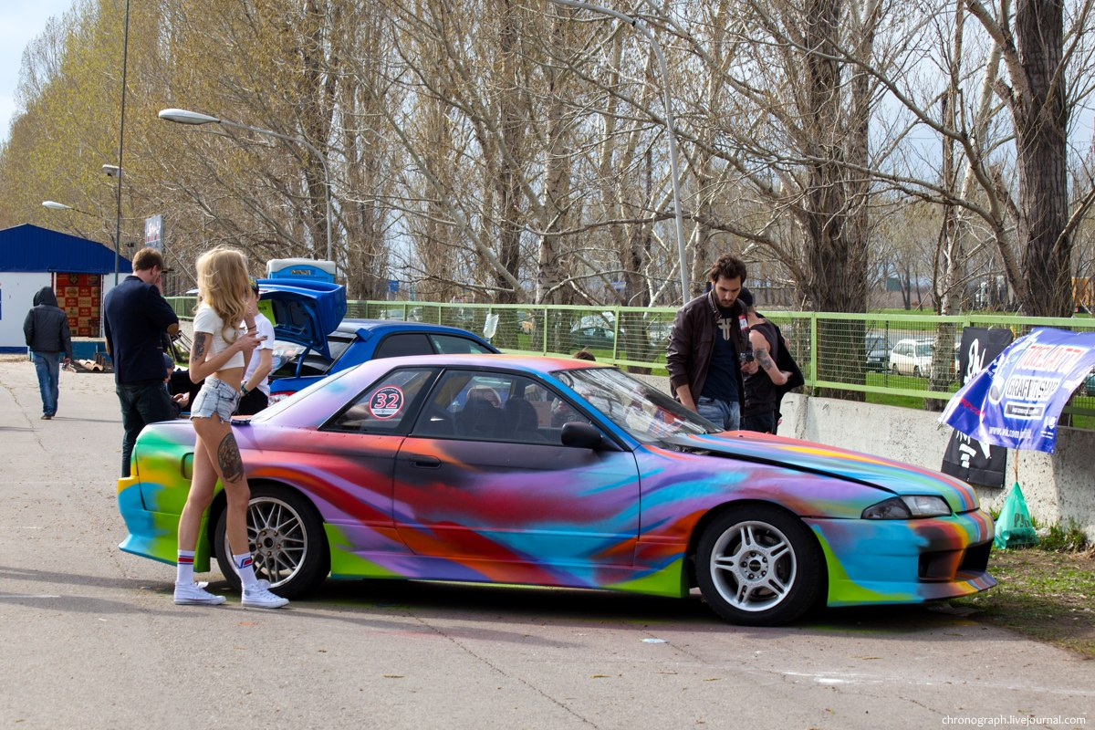 Photo report from the Total Extreme Fest by Russian Drift Alliance - 65