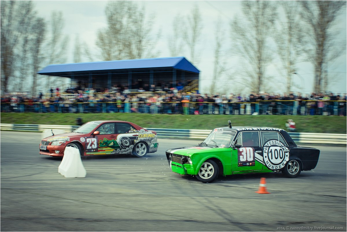 Photo report from the Total Extreme Fest by Russian Drift Alliance - 08