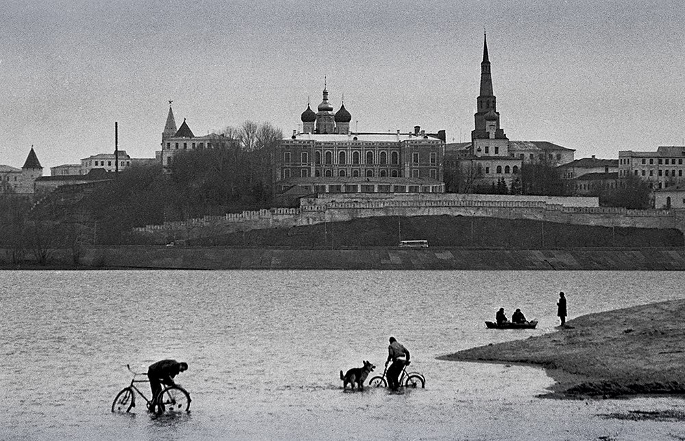 Republic of Tatarstan: Old photos of Kazan and its people 1990s - 24