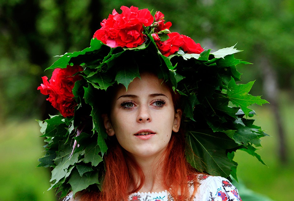 Belarusian mermaids: Slavic festival in the Republic of Belarus - 14