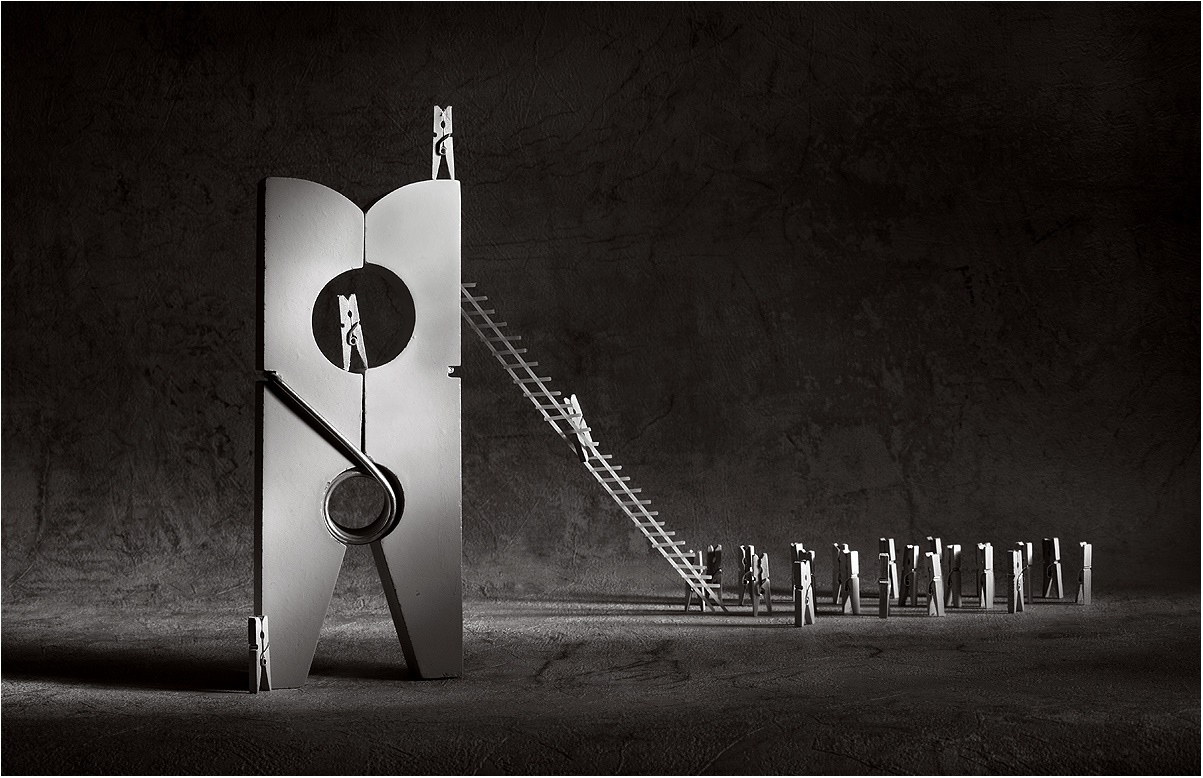 Black white artwork by a russian photographer victoria ivanova 03