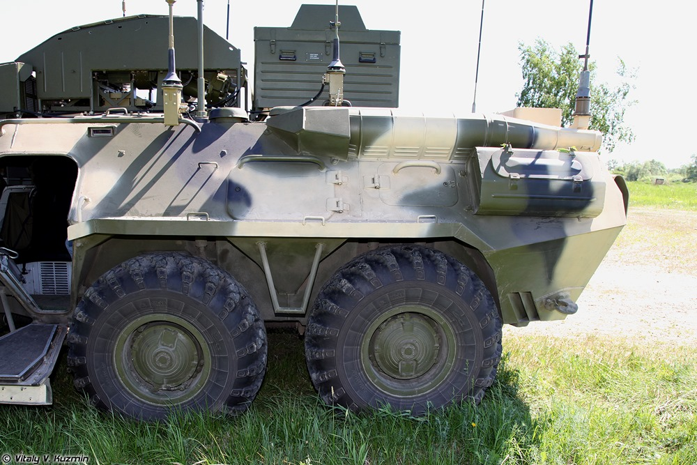 BPDM Typhoon-M: Russian counter-sabotage combat vehicle - 19