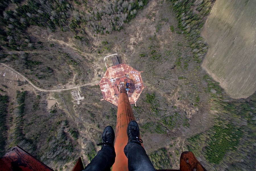 Breathtaking height: Photos by a Russian thrill seeker Marat Dupri - 16