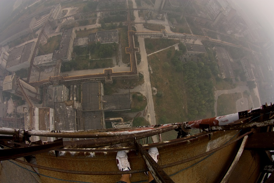 Breathtaking height: Photos by a Russian thrill seeker Marat Dupri - 22