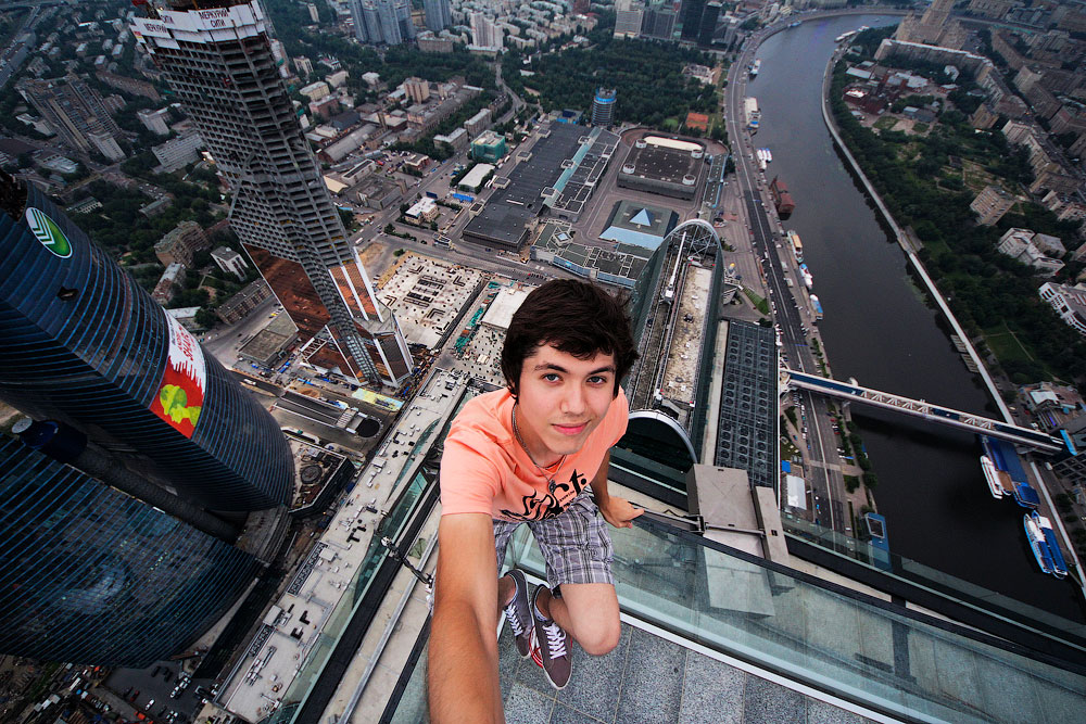 Breathtaking height: Photos by a Russian thrill seeker Marat Dupri - 43