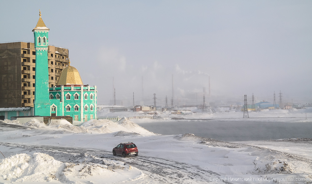 Dark Norilsk: The most polluted and gloomy industrial city of Russia - 14