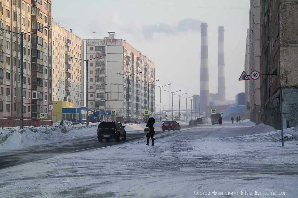 Dark Norilsk: The most polluted and gloomy industrial city of Russia - 16