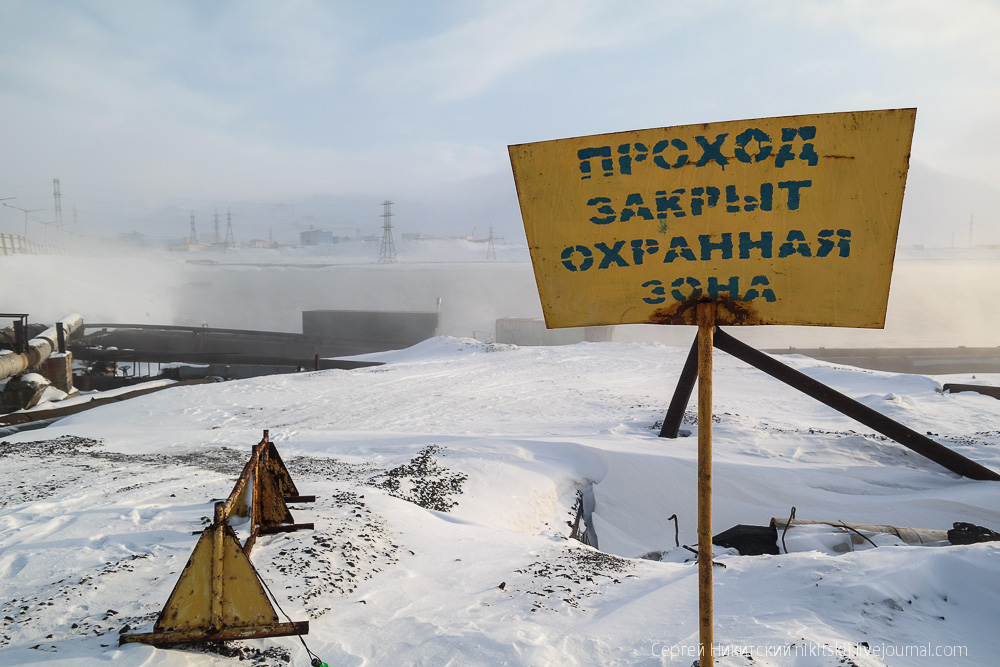 Dark Norilsk: The most polluted and gloomy industrial city of Russia - 18