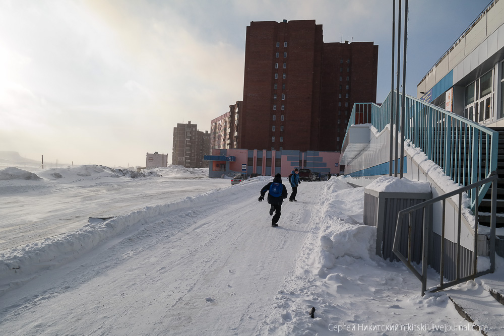 Dark Norilsk: The most polluted and gloomy industrial city of Russia - 25