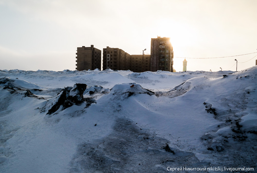 Dark Norilsk: The most polluted and gloomy industrial city of Russia - 03