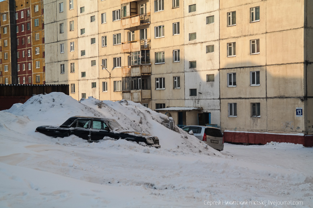 Dark Norilsk: The most polluted and gloomy industrial city of Russia - 32
