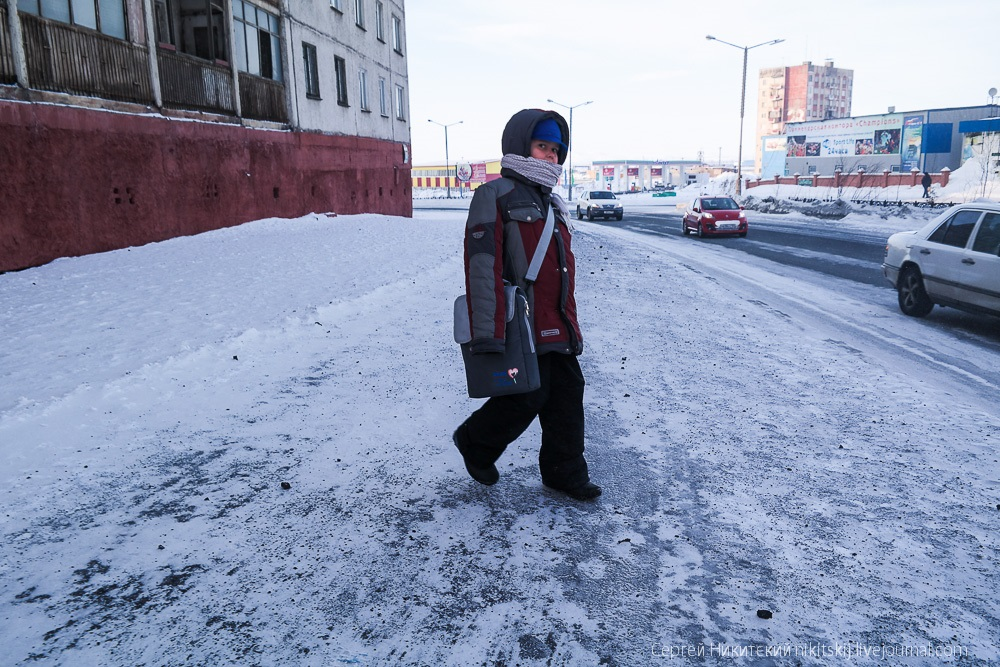 Dark Norilsk: The most polluted and gloomy industrial city of Russia - 40