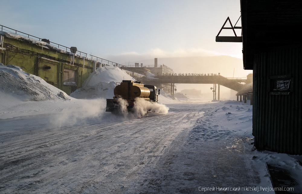 Dark Norilsk: The most polluted and gloomy industrial city of Russia - 44