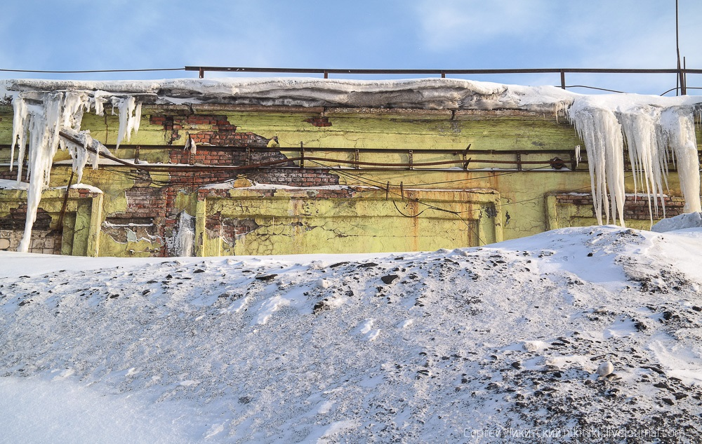 Dark Norilsk: The most polluted and gloomy industrial city of Russia - 46
