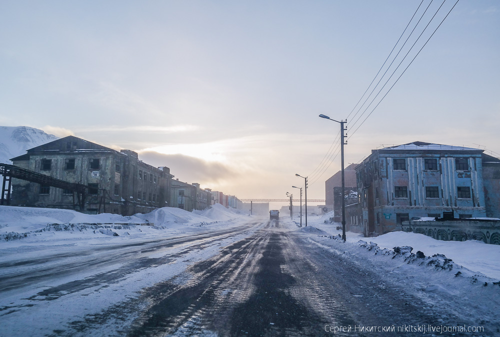 Dark Norilsk: The most polluted and gloomy industrial city of Russia - 52