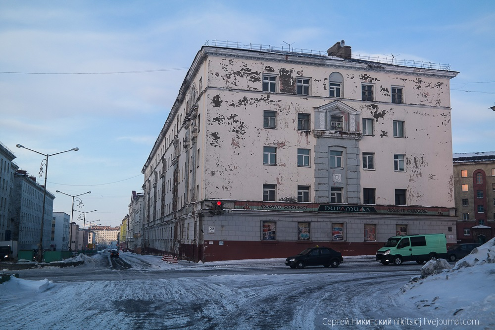 Dark Norilsk: The most polluted and gloomy industrial city of Russia - 07