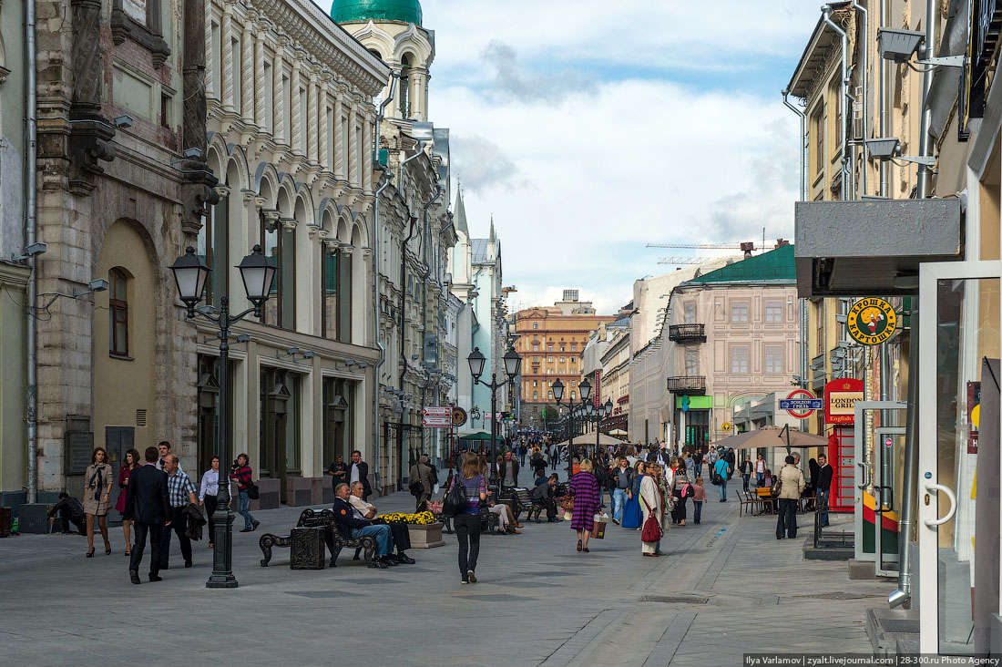 Different Moscow: Walking around good and bad capital of Russia - 23