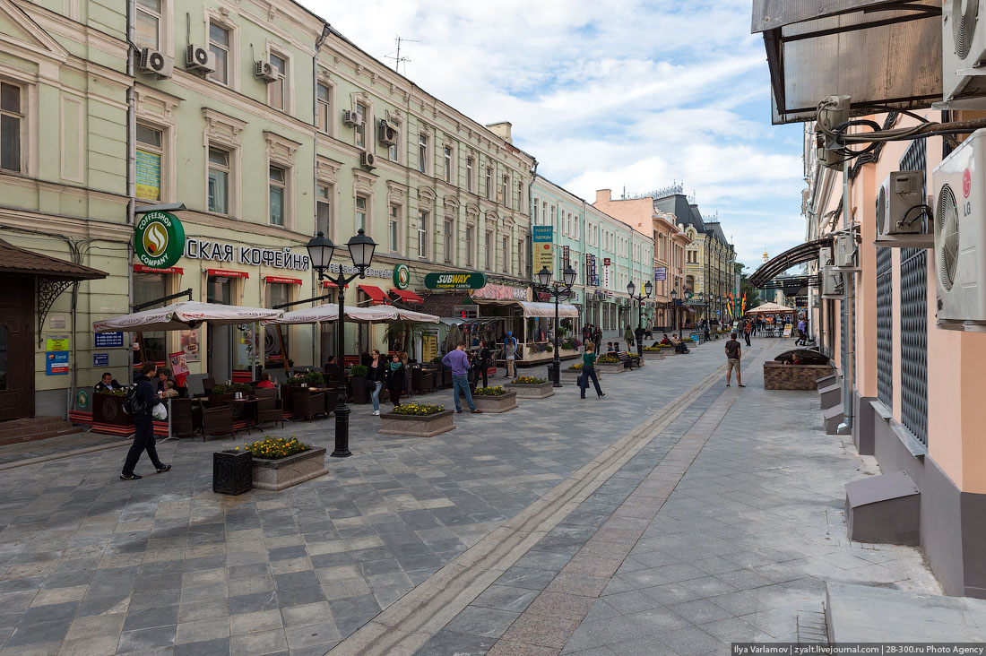 Different Moscow: Walking around good and bad capital of Russia - 30