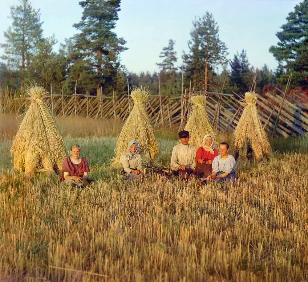Faces of Russian Empire: Portraits by Sergei Prokudin-Gorskii - 01