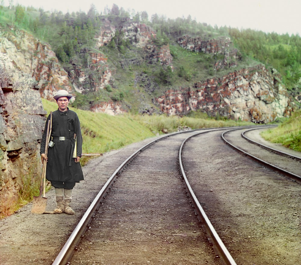 Faces of Russian Empire: Portraits by Sergei Prokudin-Gorskii - 17