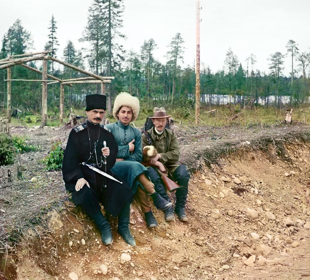 Faces of Russian Empire: Portraits by Sergei Prokudin-Gorskii - 24