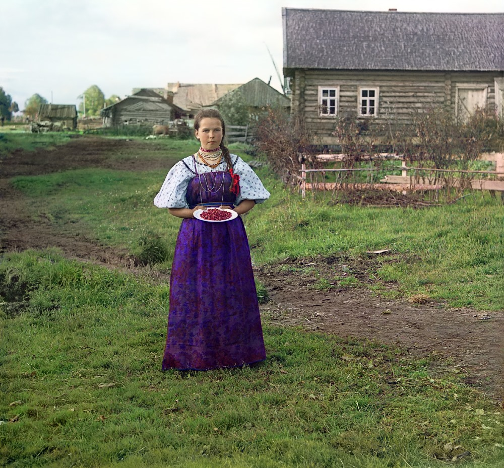 Faces of Russian Empire: Portraits by Sergei Prokudin-Gorskii - 28