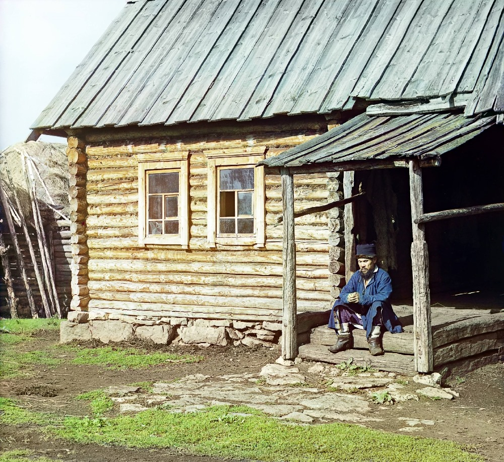 Faces of Russian Empire: Portraits by Sergei Prokudin-Gorskii - 30