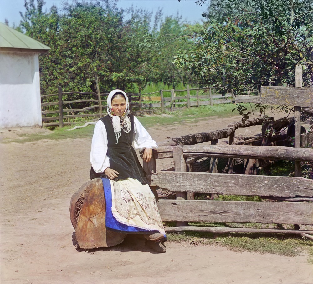 Faces of Russian Empire: Portraits by Sergei Prokudin-Gorskii - 04