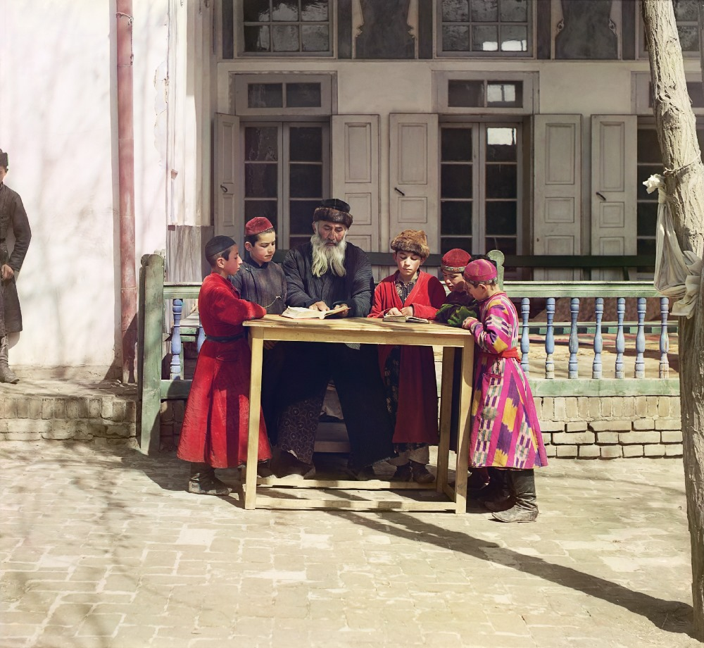 Faces of Russian Empire: Portraits by Sergei Prokudin-Gorskii - 47
