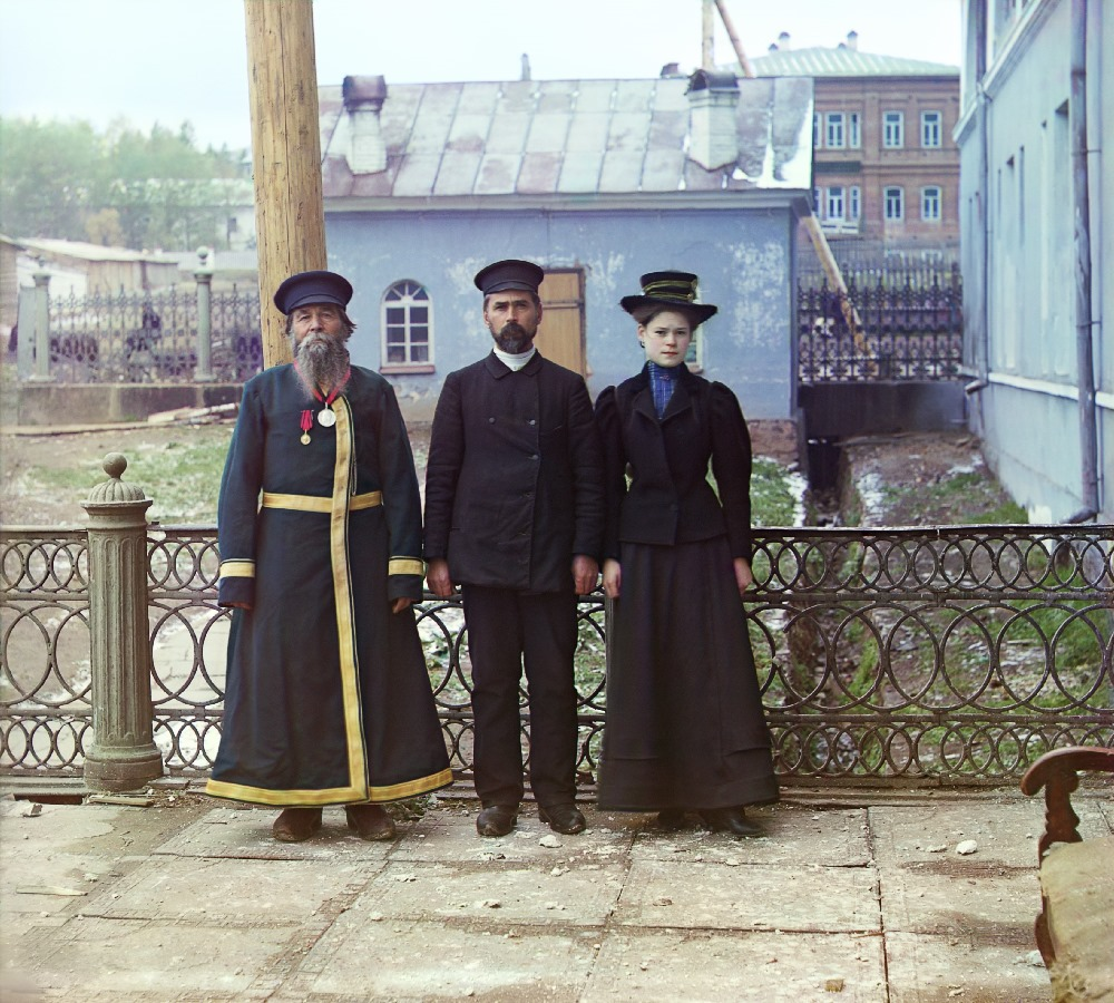 Faces of Russian Empire: Portraits by Sergei Prokudin-Gorskii - 48