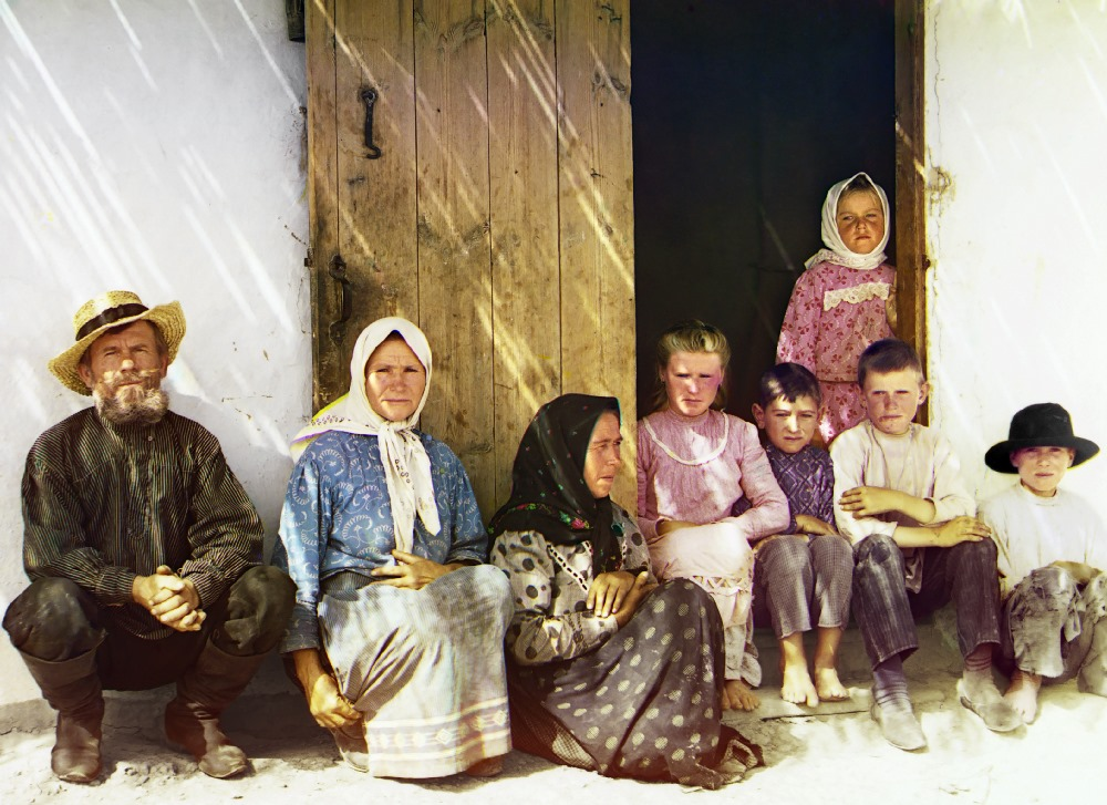 Faces of Russian Empire: Portraits by Sergei Prokudin-Gorskii - 58
