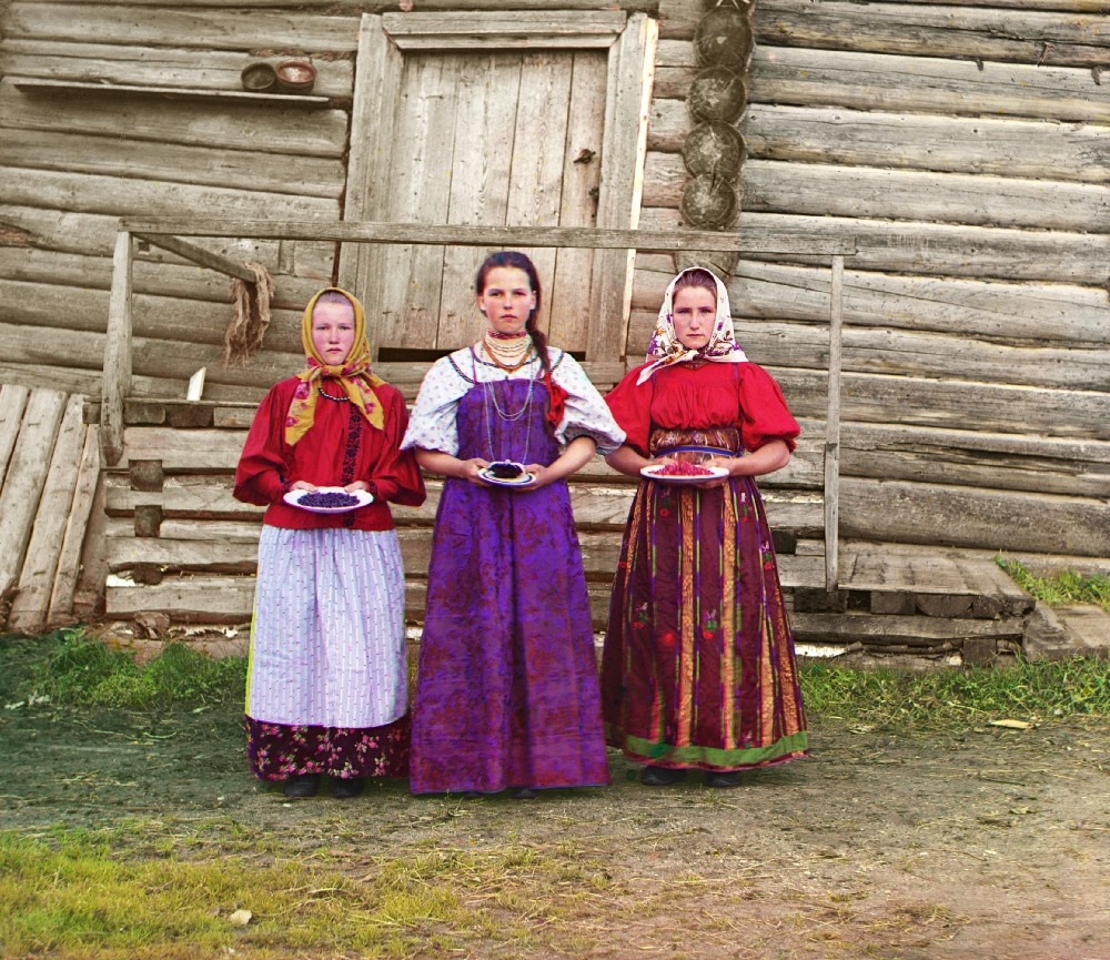 Faces of Russian Empire: Portraits by Sergei Prokudin-Gorskii - 61