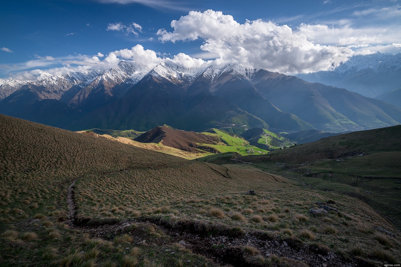 Nature of Ingushetia: Picturesque landscapes of the Republic - 12