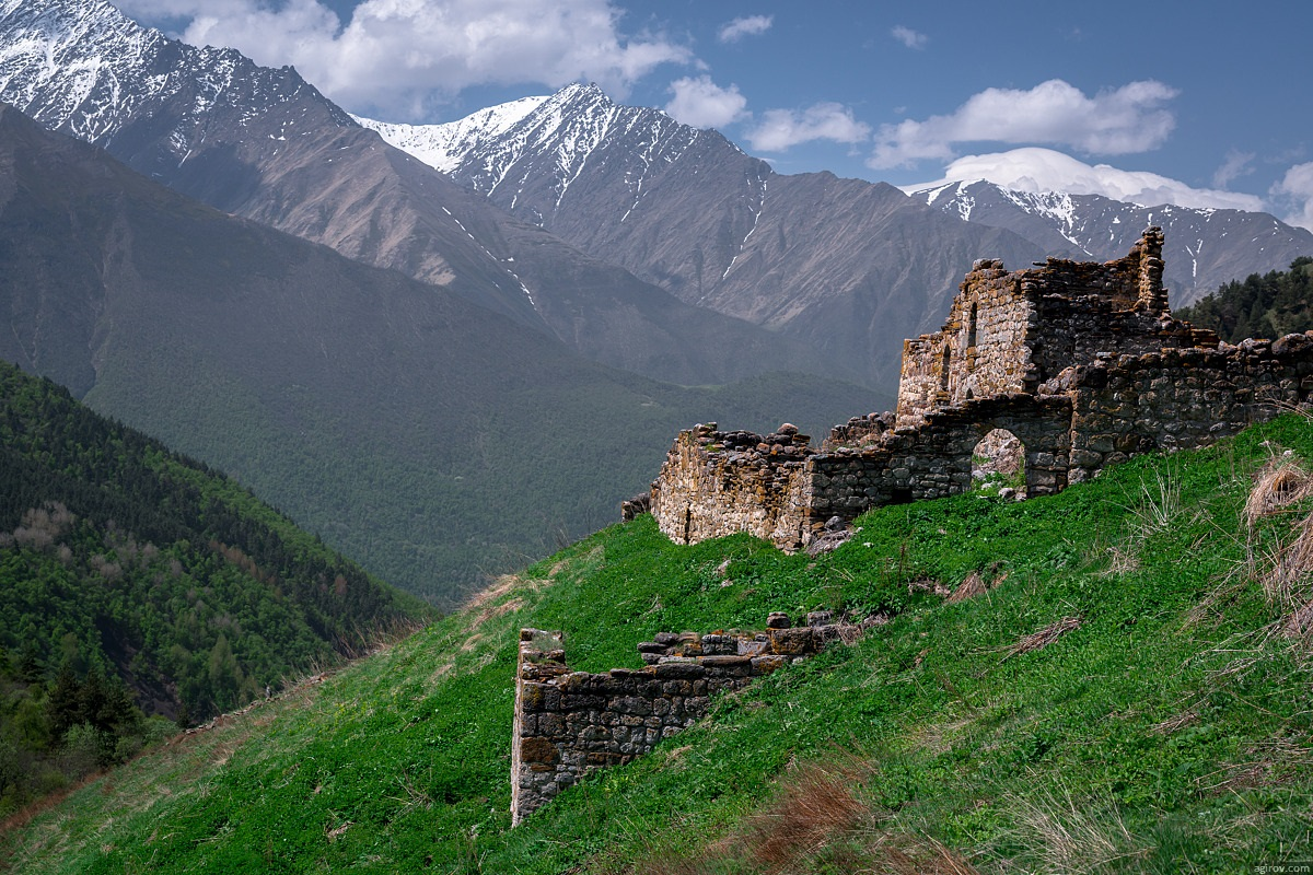 Nature of Ingushetia: Picturesque landscapes of the Republic - 17