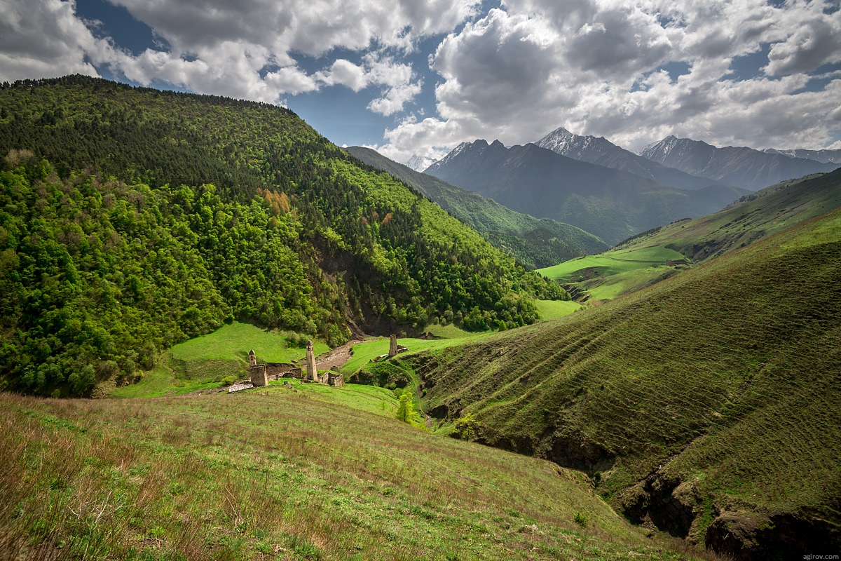 Nature of Ingushetia: Picturesque landscapes of the Republic - 18