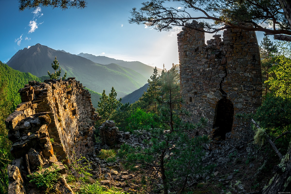 Nature of Ingushetia: Picturesque landscapes of the Republic - 22