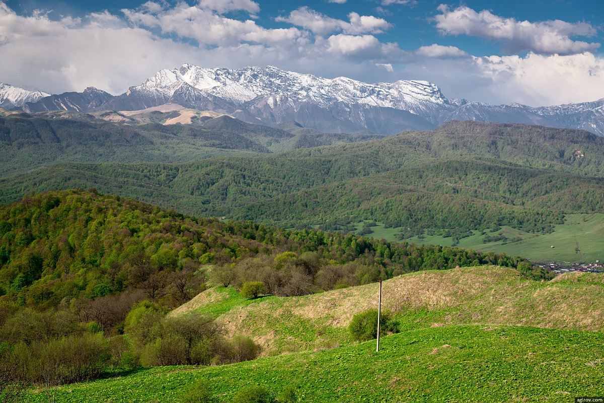 Nature of Ingushetia: Picturesque landscapes of the Republic - 25