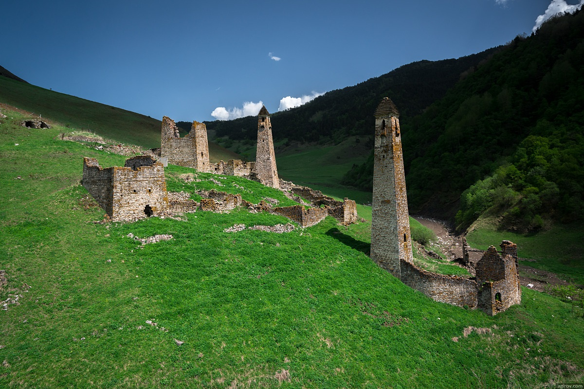 Nature of Ingushetia: Picturesque landscapes of the Republic - 42